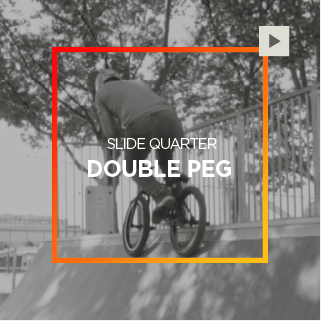 Slide Quarter – Double Peg
