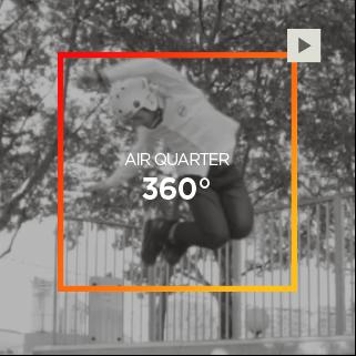 Air Quarter – 360°