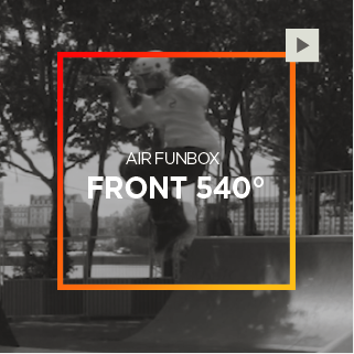 Air Funbox – 540°