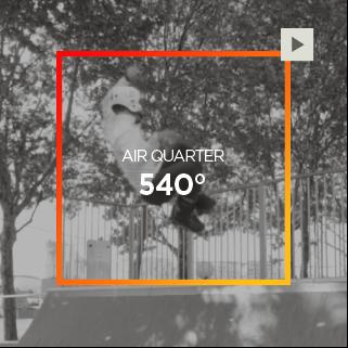 Air Quarter – 540°