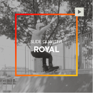 Slide Quarter – Royal