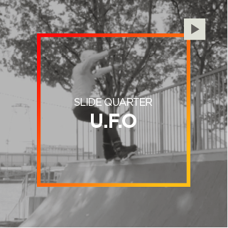 Slide Quarter – UFO