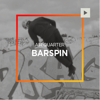 Air Quarter – Barspin
