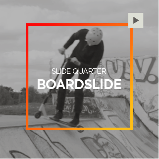 Slide Quarter – Boardslide