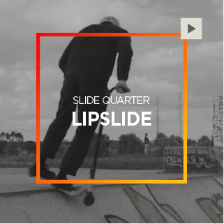 Slide Quarter – Lipslide